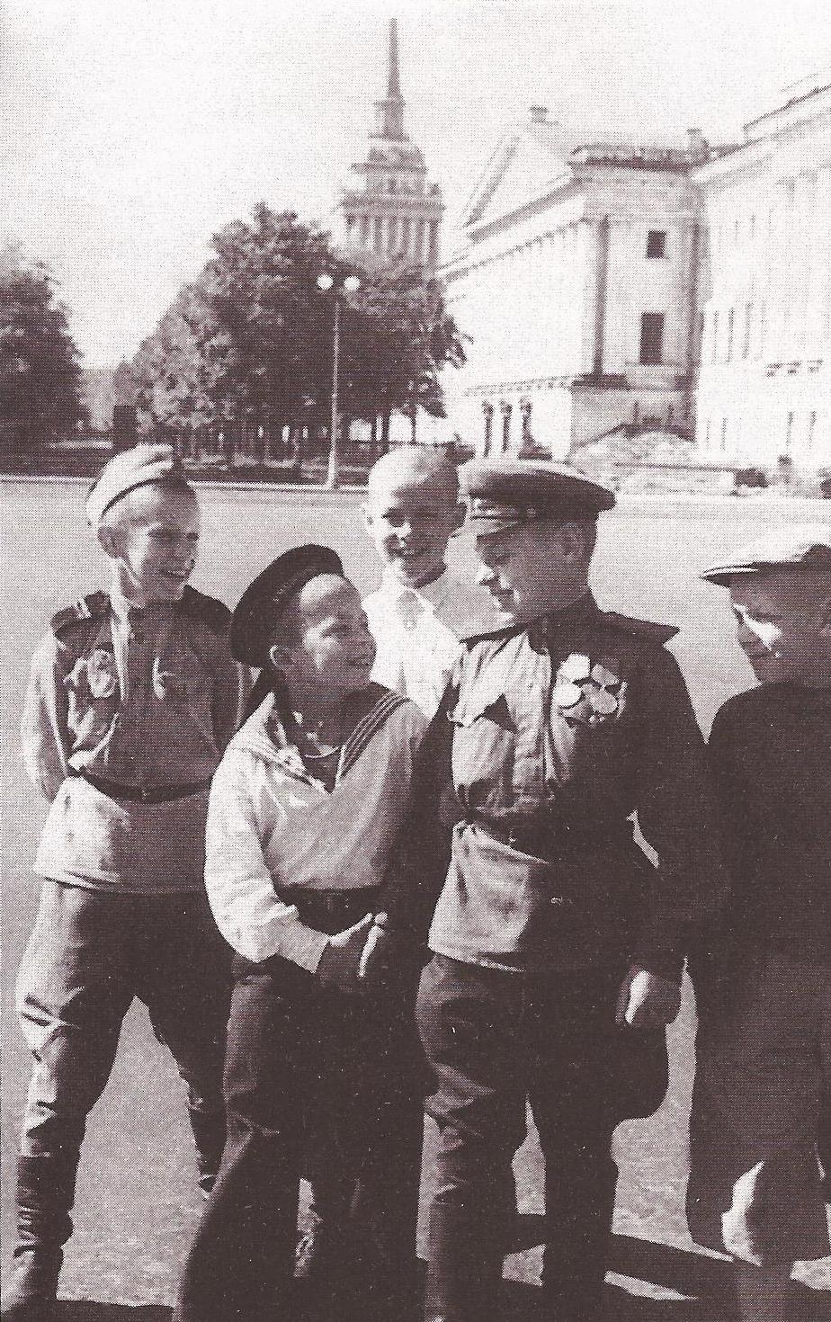 """Экскурсия """"Дети блокадного Ленинграда"""""""