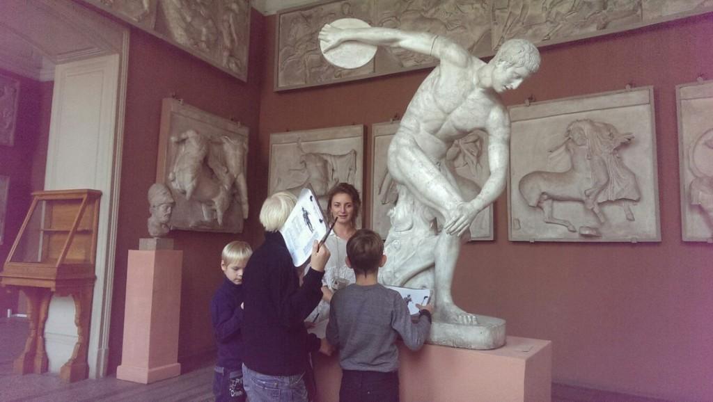 Абонемент «Сокровища античности»