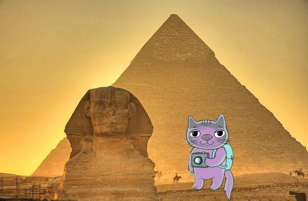 Абонемент «Школа юного египтолога»