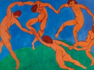 Детям об искусстве: Анри Матисс «Танец»