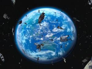 Космический мусор: готовый сценарий интерактивного занятия