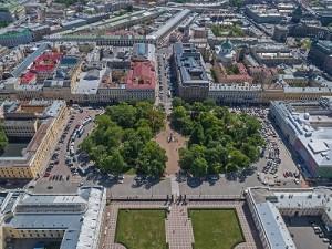 Сценарий квеста по площади Искусств