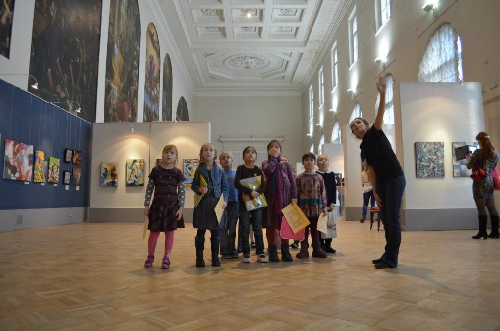 Абонемент в Музее Академии художеств