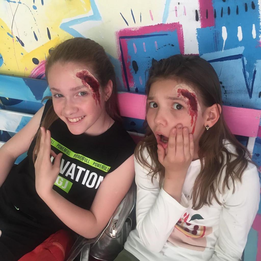 Детская кинолаборатория: Снимаем ужастик