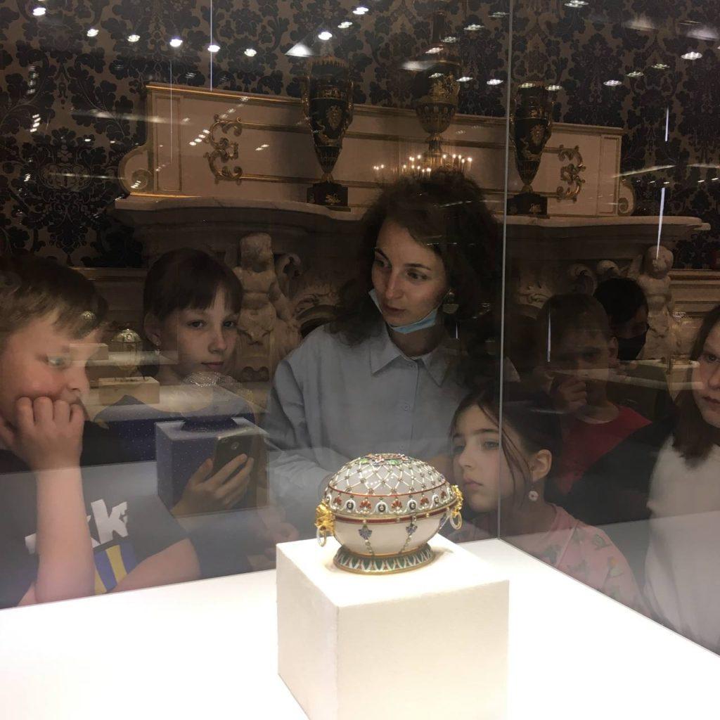 Абонемент в Музее Фаберже